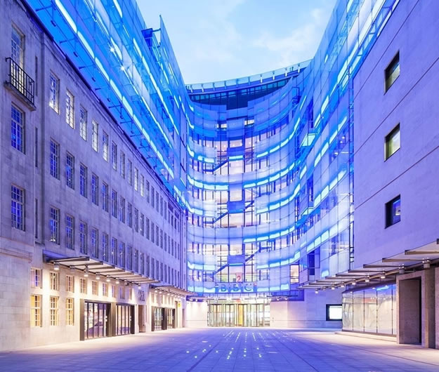 BBC Broadcasting House, Cadplan, Measured Building Survey