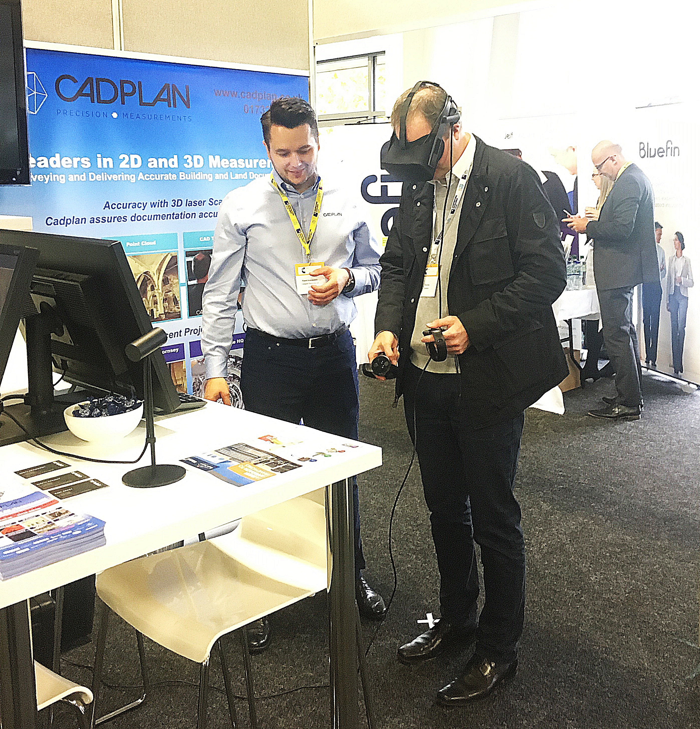 Cadplan reaps success at Kent Construction Expo