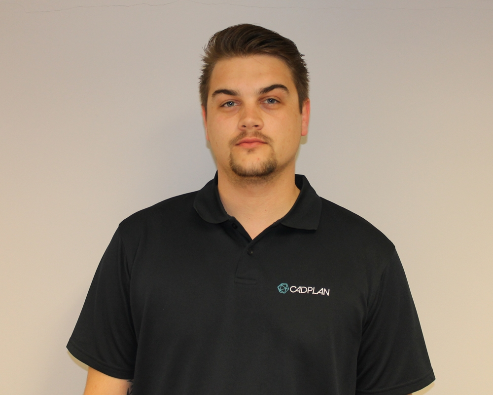 Cadplan welcomes new CAD Technician
