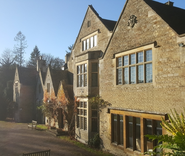 The Manor House, Oxfordshire -, Cadplan, Measured Building Survey