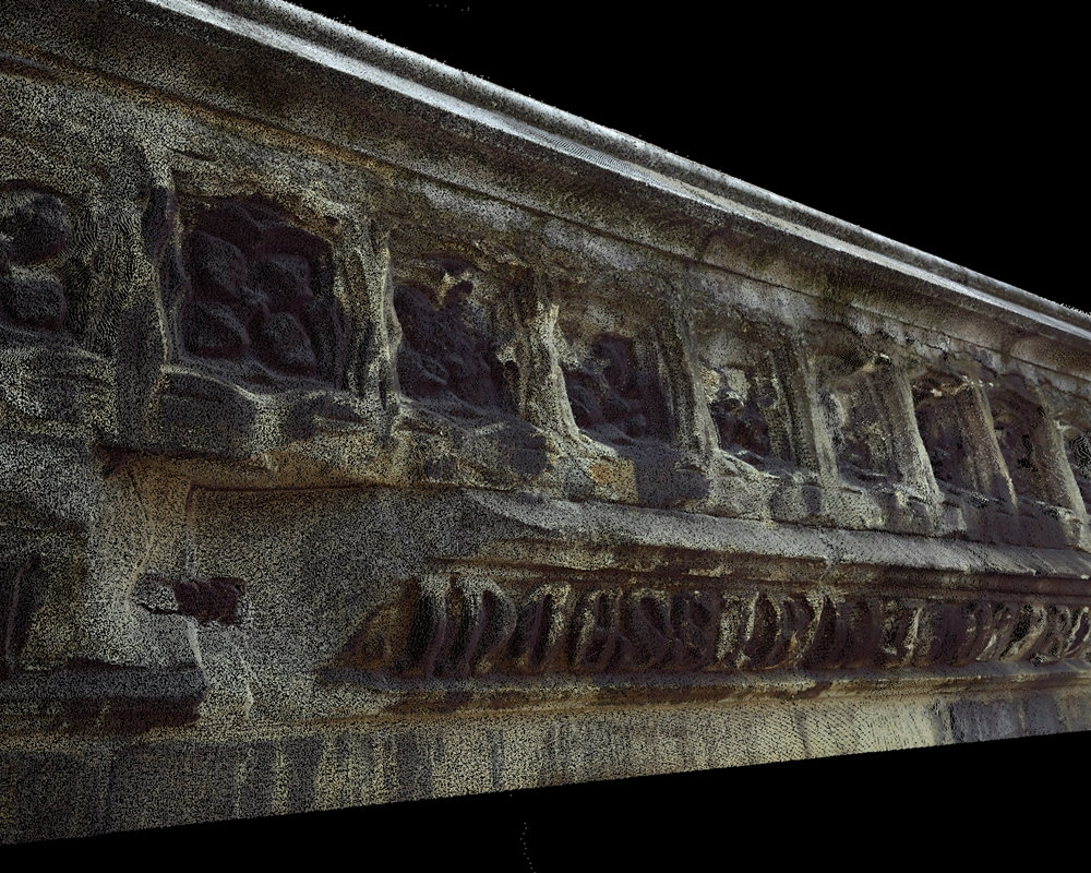 St. Georges cathedral, 3D Model