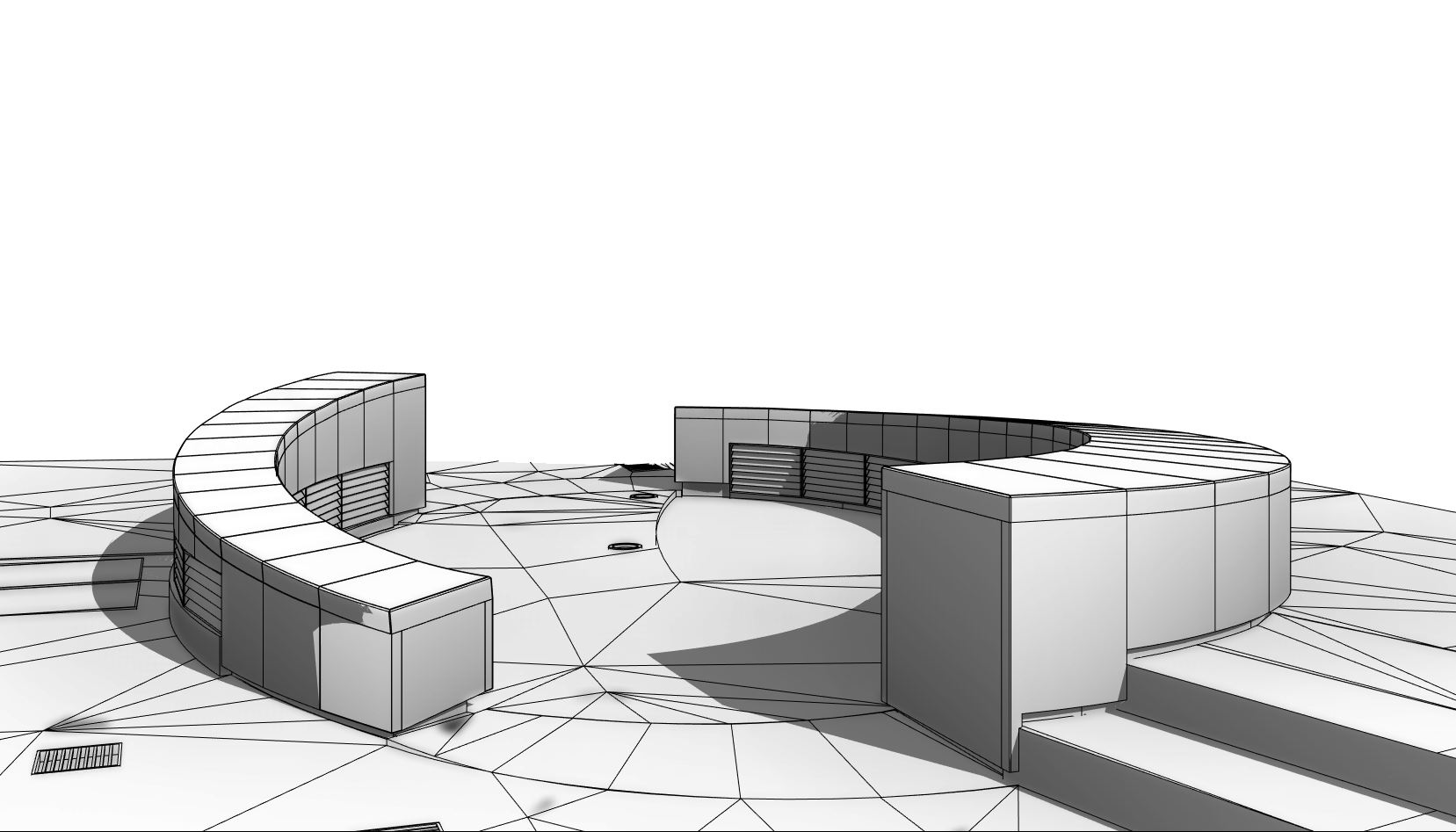 Cadplan create a 3D Revit Model of