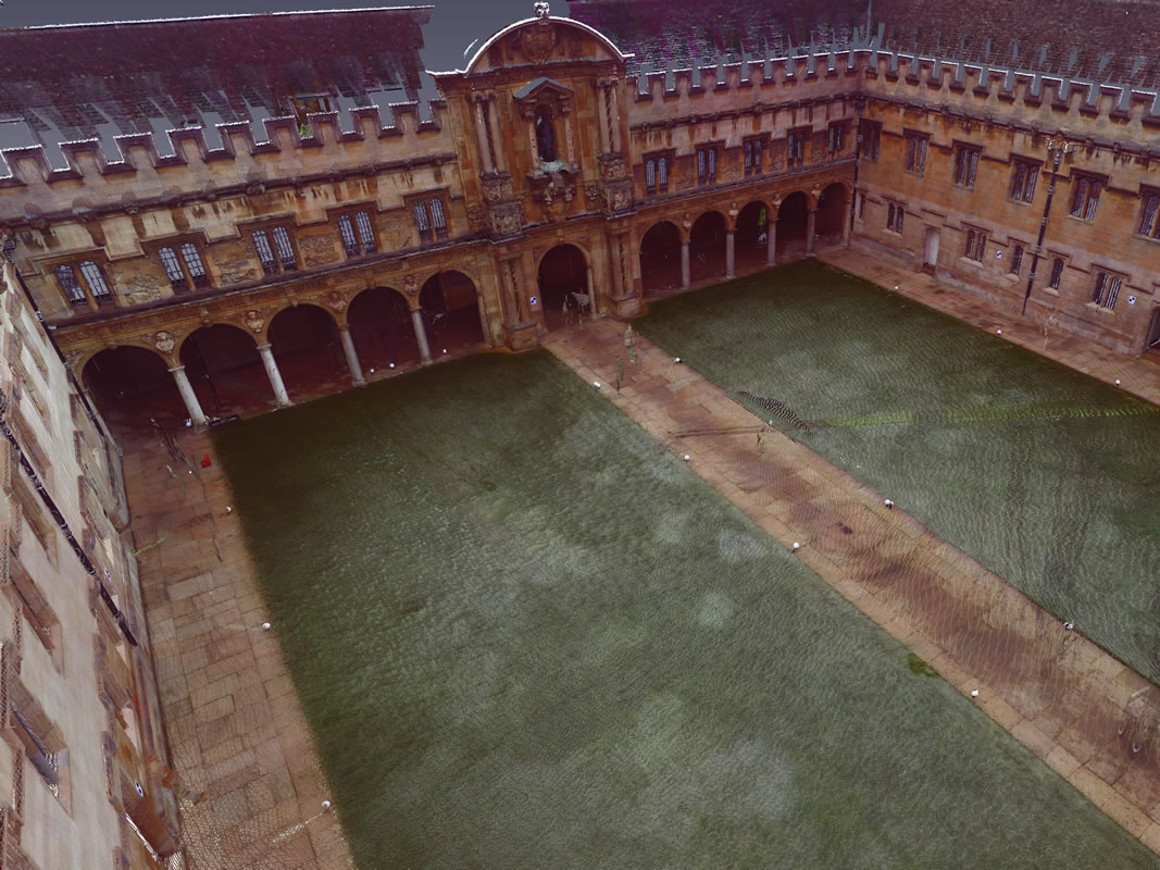 St Johns College, Oxford